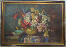 Mary Arena Oil Painting California Artrist Still Life and Scrapbook of Showings