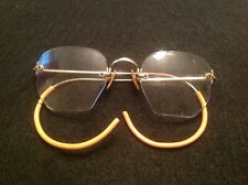 Antique Reading Glasses Old Style Good Condition