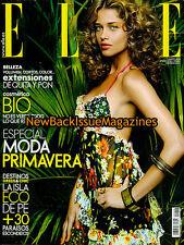 Spanish Elle 3/08,Ana Beatriz Barros,March 2008,NEW