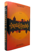 Dan Brown ANGELS AND DEMONS  1st Edition 1st Printing