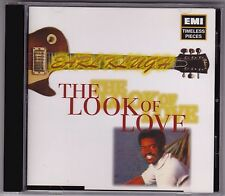 Earl Klugh - The Look Of Love - CD (EMI Blue MNote 1997 Singapore)