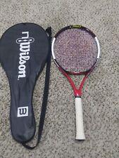 Wilson Six One tour Tennis Racquet. SEE PICS AND DESCRIPTION.