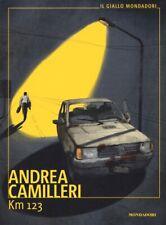 ANDREA CAMILLERI KM 123 -Giallo Mondadori di Andrea Camilleri -CONSEGNA RAPIDA-