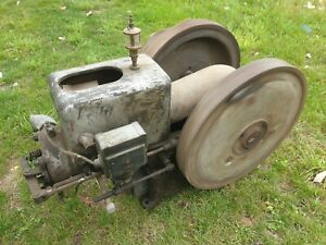 3.5hp open crank Hit And Miss Stationary engine Lauson