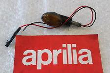 Aprilia RSV Mille Tuono 1000 RP Mini Blinker schwarz oval kurz 21W HL VR #R1100