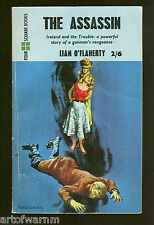 THE ASSASSIN - Gunman in Dublin in the Troubles - Liam O'Flaherty  1st UK SB VG