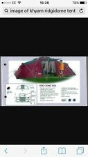 Khyam Dome Camping Tents