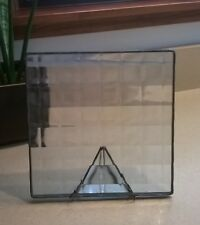 Glass Block Picture Frame