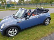 Petrol Mini Convertible Cars