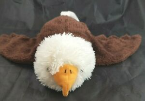 Caltoy Bald Eagle Plush Hand Puppet Children's Bird Puppet