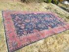 Antique Chinese Deco Rug 7' x 11'  Nice  1920-30