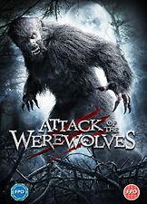 ATTACK OF THE WEREWOLVES - DVD - REGION 2 UK