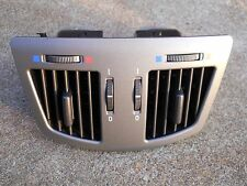 2002-08 Bmw 745 i,750 i, Rear Vent Register With Control.Other Parts Available.(Fits: Bmw)