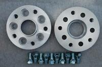 VW Golf MK5 GTi 2004-2008 5x112 57.1 20mm ALLOY Hubcentric Wheel Spacers