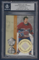 LARRY ROBINSON 2004-05 ITG ULTIMATE MEMORA NORRIS TROPHY WINNER 22/25  15371