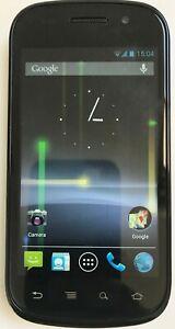 Nexus S GT-I9020 - 16GB - Black (Unlocked) Smartphone