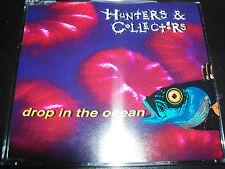 Hunters & Collectors / Mark Seymour Drop In The Ocean Rare Australian CD Single