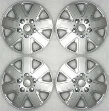 """Set of 4 15 Inch 15"""" Hub Cap Wheel Trims for Vauxhall Corsa D 2006 to 2012 new"""