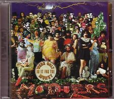 CD (NEU!) . FRANK ZAPPA & Mothers of Invention - We're only in it for the Money