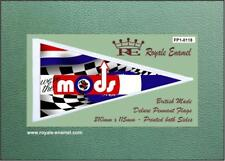 Royale Antenna Pennant Flag - WE ARE THE MODS - FP1.0118