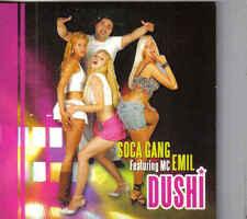 Soca Gang-Dushi cd single