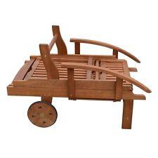 Garden Pleasure Gartenliegen aus Holz günstig kaufen | eBay