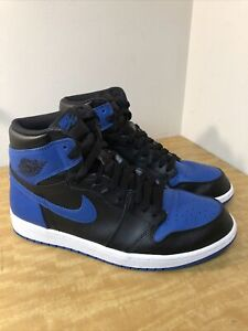 Nike Air Jordan 1 Retro High OG Royal 2017 Size 11