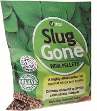 Vitax Slug Gone Barrier Wool Pellets 10L