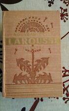 1954 Nouveau Petit Larousse Illustré Dictionary Book
