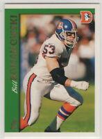 1997 Topps Football Denver Broncos Team Set
