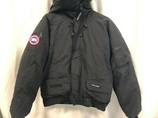 Canada Goose Chilliwack Bomber Black Jacket , Size L/G in Excellent condition