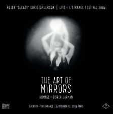 Peter SLEAZY Christopherson The Art of Mirrors CD (coil)