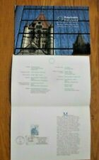 MASSACHUSETTS STATEHOOD 1788 - 1978 OLD TRINTY CHURCH FIRST DAY CEREMONY FOLDER