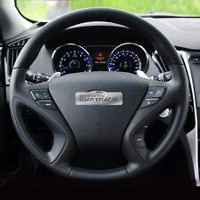 OEM Leather Steering Wheel Handle Audio Remote Control for HYUNDAI 11-14 Sonata