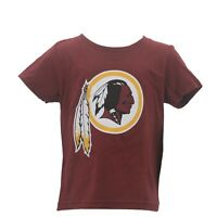 Washington Redskins Official NFL Apparel Infant & Toddler T-Shirt New with Tags