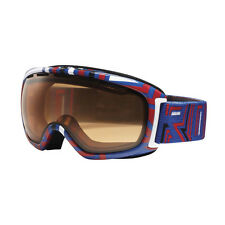NEW - Giro Spherical Lens Snowboard / Ski Goggle - Basis PK - Persimmon Lens