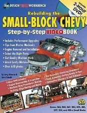 How to Rebuild the Small-Block Chevrolet: Step-by-Step Videobook (S-A Design Vid