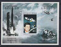CHAD 1971, Mi #14, Air Mail, Space, MNH