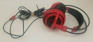 Steelseries Over Ear Headphones Headset Msi Dragon Army - Tested & Working