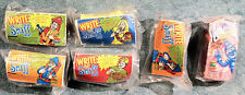 1994 Wendy's Kids Meal Toys - WRITE & SNIFF - Partial Mint Set (4 of 5) + Extras