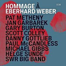 Pat Metheny, Jan Garbarek Et Al. - Hommage A Eberhard Weber ( CD - Album )