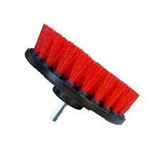 5 Inch Flat Cleaning Drill Brush, All Purpose, Bring It On Cleaner