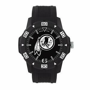Washington Redskins NFL Men's Black Watch - Automatic