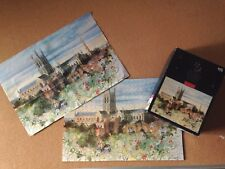Waddingtons Victory Wooden Puzzle 'Worcester Cathedral' 500pcs VINTAGE 1989