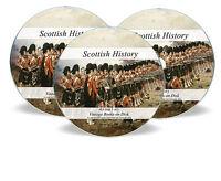 Scottish History Ancestry 652 Rare Books 3  DVDs - Scotland Family Genealogy E5
