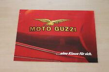 166178) Moto Guzzi - Modellprogramm - Prospekt 198?