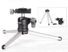 LEOFOTO Mini Table Tripod for Camera Stable Tripod with Ball Head for DSLRs
