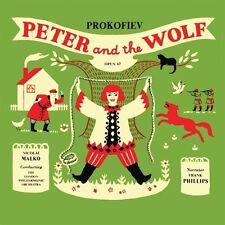 Nicolai Malko, S. Prokofiev - Peter & the Wolf [New CD]