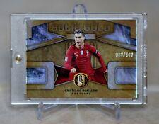 Panini Gold Standard 2019-2020 Cristiano Ronaldo Portugal #087/149 (Solid Gold)