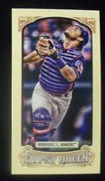 2014 Topps Gypsy Queen Mini You Pick List Base & Photo Variation SP